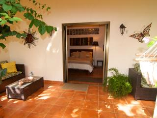 Terrace Bedroom at the Hacienda, Boquete