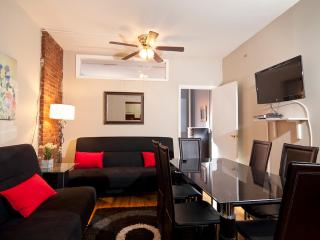 Sleeps 10! 4 Bed/2 Bath Apartment, Times Square, Awesome! (8131), New York City