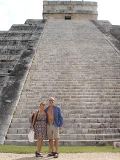 Chichen Itza Pyramids, great day trip from Play Del Carmen