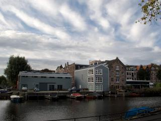 The Harbor House Apartment in Centre of Amsterdam