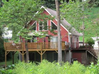 2 Bedroom/2 Bath cottage on river., Bat Cave