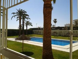 Apartment on Torrecilla Beach, Nerja, Spain