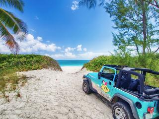 Cottages at Caribe with Jeep included, Exuma