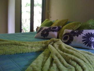 One of the two Jack and Jill Bedrooms