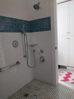 First Floor Bath,Handicap  accessible