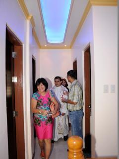 Bedroom Hallway Level 3