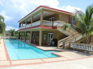 Casa Olimpica - Private 75ft long swimming pool, Rincon