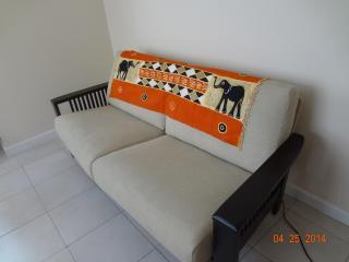 Convenient Nairobi apartment.