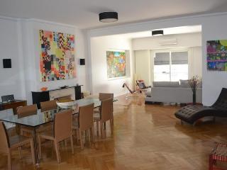 Deluxe top floor 2 bedroom condo in Recoleta