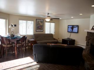 Comfortable, cozy, quiet East Aspen