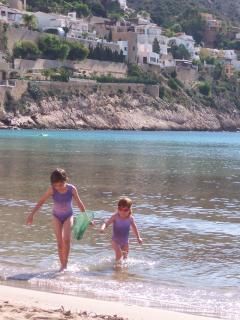 another local beach great for the children