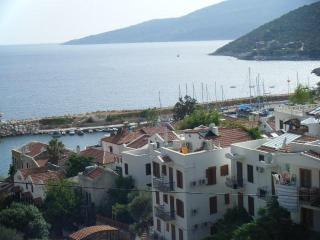 Central location, 100 mtrs from beach, restaurants and village centre, Kalkan