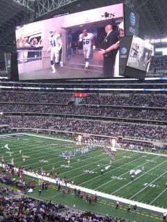 ATT Stadium (Cowboy Stadium) Arlington