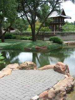 Botanical/Japanese Gardens Fort Worth