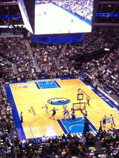 American Airlines Center - Dallas Mavericks
