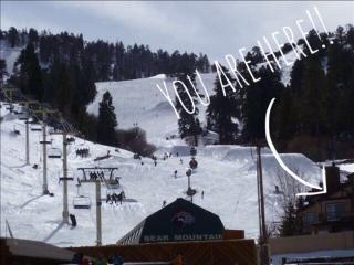 Ski in ski out resort condo bear mountain, Big Bear Region