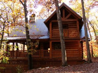 Cinnamon Valley - 'The Elk Lodge', Eureka Springs