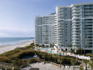 Myrte Beach-SeaWatch Plantation-2br/2ba ocean view, Myrtle Beach