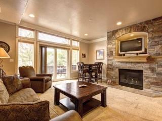Snowbasin Park View Condo | Luxury 2 Bedroom | Lakeside Unit 78, Huntsville
