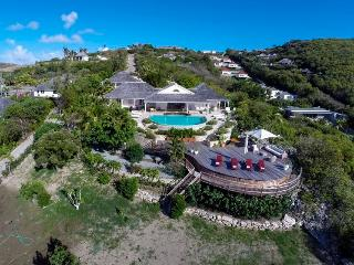 Papaye at Petit Cul de Sac, St. Barths - Ocean View, Private, Direct Access To Beach