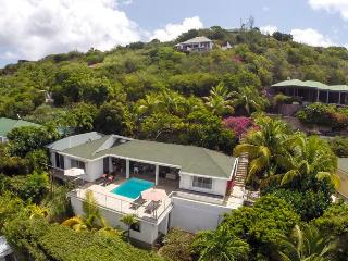 Heloa at Pointe Milou, St. Barth - Ocean View, Amazing Sunset Views, Lots Of Sun