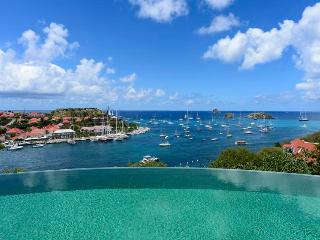 Lam at Gustavia, St. Barth - Amazing Sunset and Ocean Views, Walk to Shops and