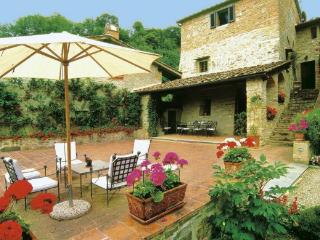 4 bedroom Villa in Carbonile, Tuscany, Italy : ref 5227046