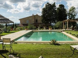 Villa Silvia, Montaione