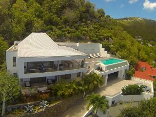 Matajugai at Flamands, St. Barth - Ocean View, Walk To Beach, Contemporary, Colombier