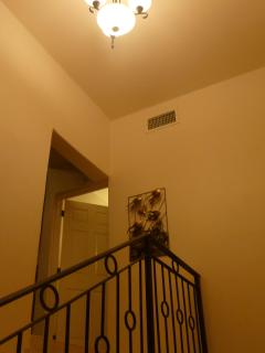 entry stairwell