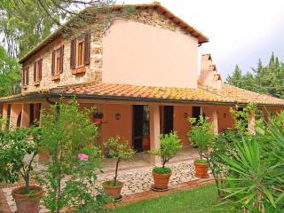 Villa Morellino, Massa Marittima