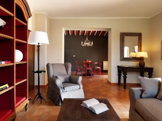 Living room. Free wifi and flat screen TV