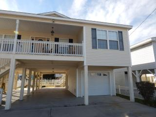 Cherry Grove Beach House - Steps to Beach, North Myrtle Beach