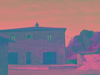 Locanda del Viandante - The old stone farmhouse