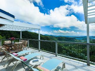 Bordeaux Breeze|Bordeaux Mountain, St. John, USVI|2 Bedrooms, 3 Baths