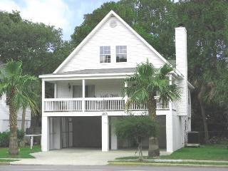 1203 Butler Avenue - A Tropical Retreat Just One Block From the Beach - FREE Wi-Fi, Tybee Island