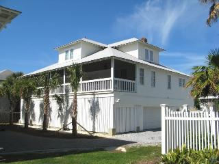 #3 10th Place - Both Classic and Contemporary Tybee Beach House just Steps to