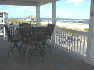 Dolphin Watch Condominiums - Unit 9 - Ocean Front - FREE Wi-Fi, Tybee Island