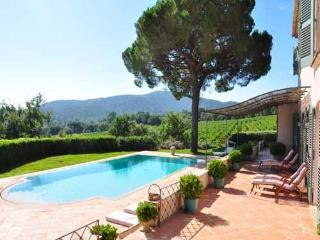 St Tropez-most charming quiet villa