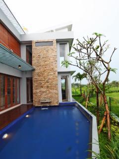 an exterior designed