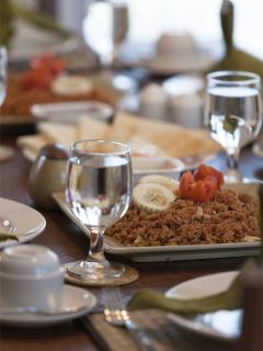 Villa Breakfast Variety