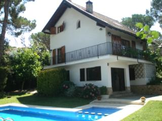 4 bedroom Villa in Sils, Catalonia, Spain : ref 5223753