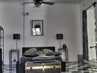 BNB La Pantera Negra Black and White Room, Merida