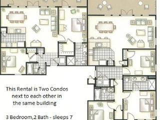 Two Condos, Side-by-Side!