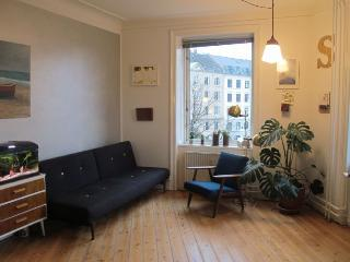 Lovely Copenhagen apartment with artistic decor, Kopenhagen