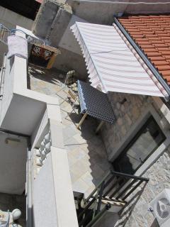 apartment MANTOVA terracce