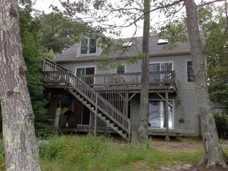Waterfront Cape House with sandy beach, sleeps 6