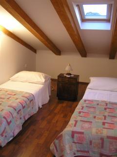 Apartment 4+1 Bedroom 1