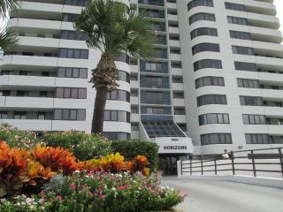 Oceanfront Getaway 3/2 12th floor at Horizons, Daytona Beach