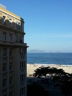 View to Copacabana Beach